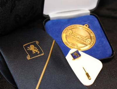 The Augusta pin